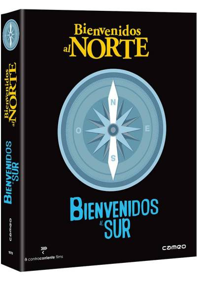 Pack Bienvenidos Al Norte / Bienvenidos Al Sur (Blu-ray)