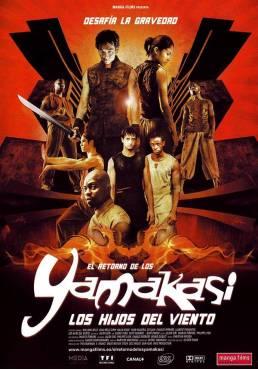 El retorno de los Yamakasi, los hijos del viento (Les Fils du vent)