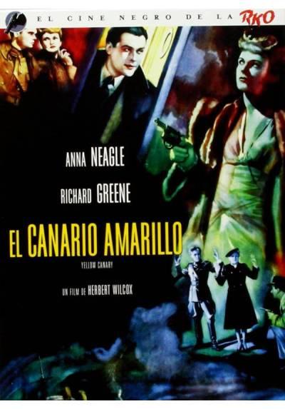 Filmoteca RKO: El canario amarillo (Yellow Canary)
