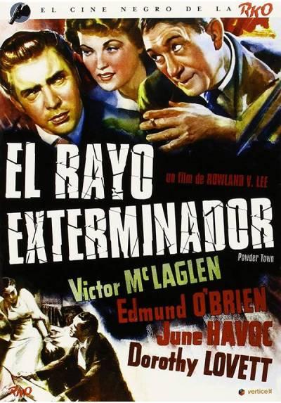 Filmoteca RKO: El rayo exterminador (V.O.S) (Powder Town)