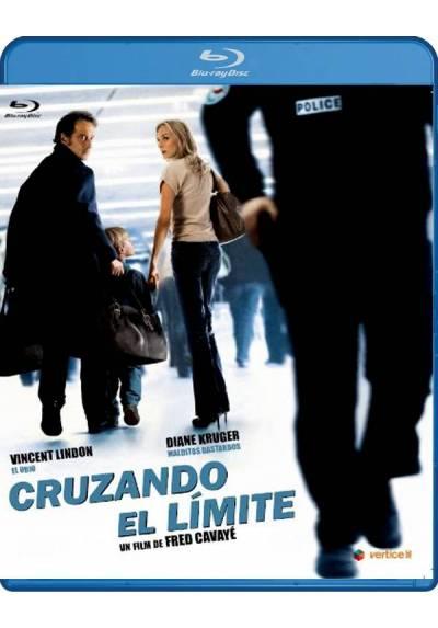 Cruzando el límite (Blu-ray) (Pour elle)
