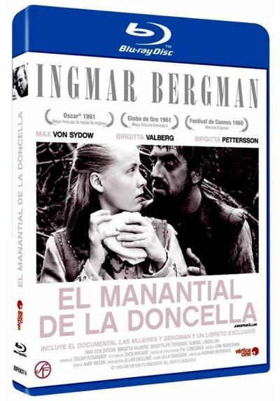El manantial de la doncella (Blu-ray) (Jungfrukällan) (The Virgin Spring)