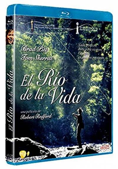 El río de la vida (Blu-ray) (A River Runs Through It)