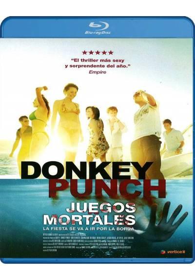 Donkey Punch: Juegos mortales (Blu-ray) (Donkey Punch)
