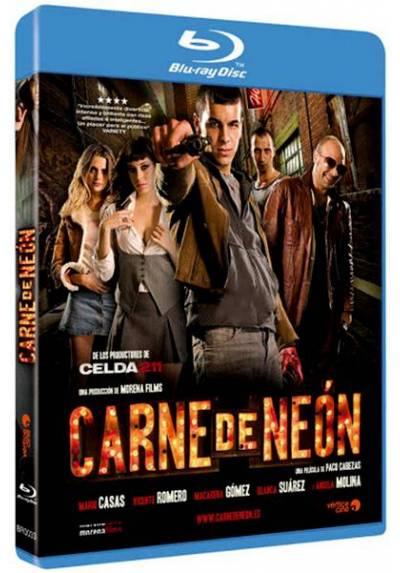 Carne de neón (Blu-ray)