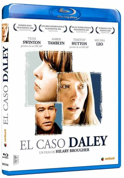 El caso Daley (Blu-ray) (Stephanie Daley)