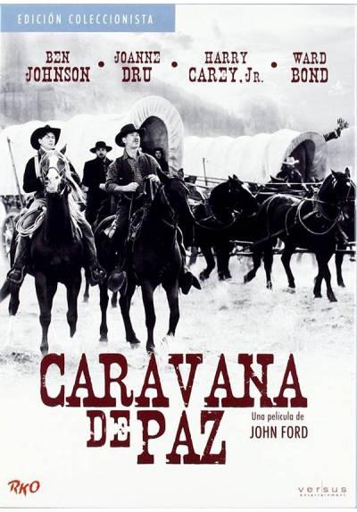 Caravana de paz (Wagon Master) (Ed.Coleccionista)
