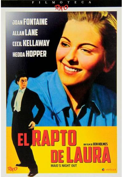 Filmoteca RKO: El rapto de Laura (Maid's Night Out)