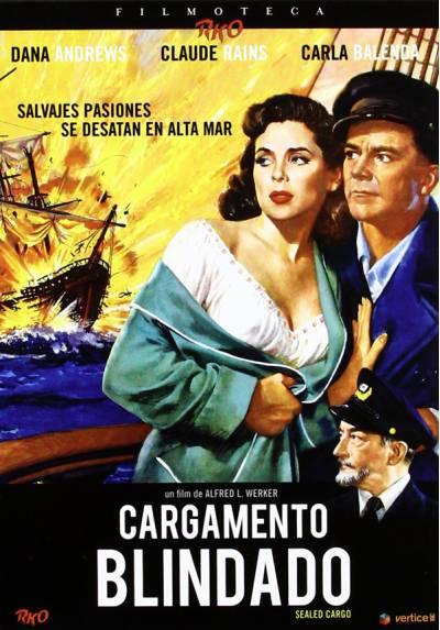 Filmoteca RKO: Cargamento blindado (Sealed Cargo)