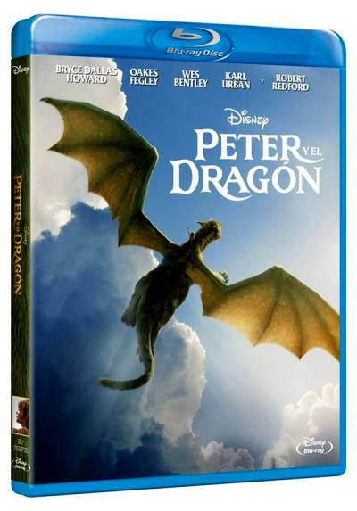 Peter y el dragón (Blu-ray) (Pete's Dragon)