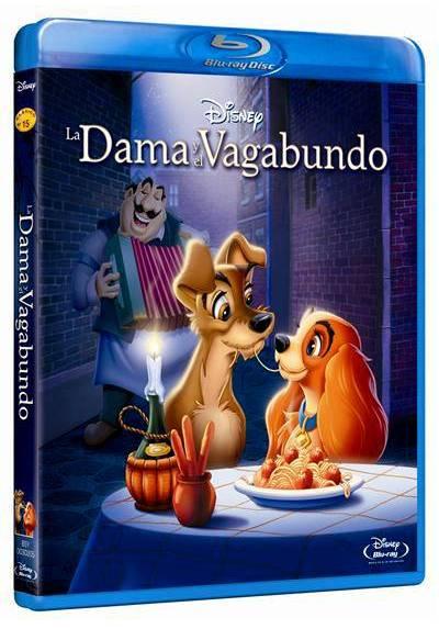 La dama y el vagabundo (Blu-ray) (Lady and the Tramp)