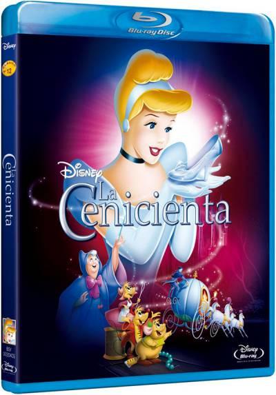 La cenicienta (Blu-ray) (Cinderella)