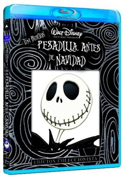 Pesadilla Antes De Navidad - Ed. Coleccionista (Blu-ray) (The Nightmare Before Christmas)