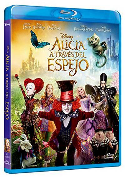 Alicia a través del espejo (Blu-ray) (Alice Through the Looking Glass)