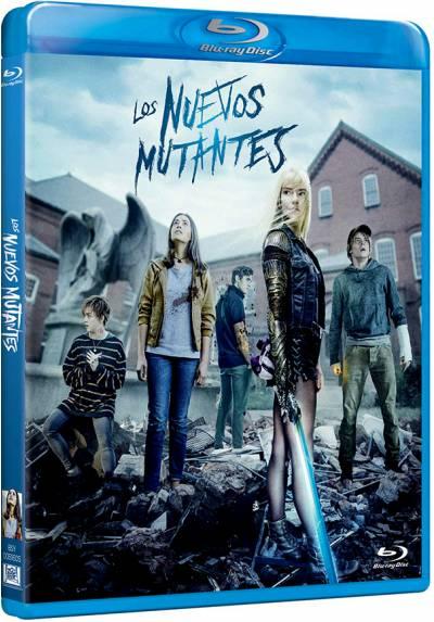 Los nuevos mutantes (Blu-ray) (The New Mutants)