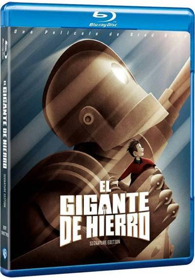 El gigante de hierro (Blu-ray) (The Iron Giant)