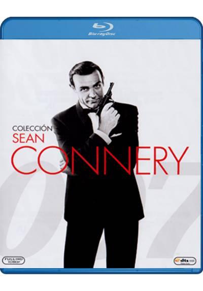 Coleccion Sean Connery (Blu-ray)