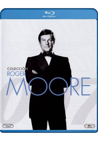 Coleccion Roger Moore (Blu-ray)