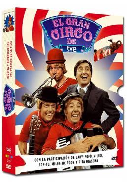 Pack El Gran Circo De Tve