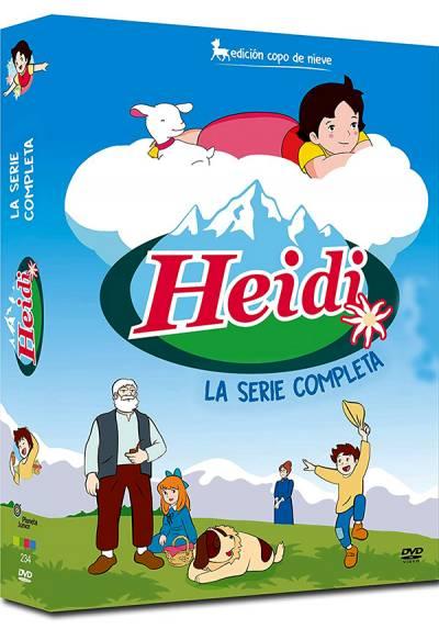 copy of Heidi - Serie Completa (Arupusu No Shôjo Haiji)