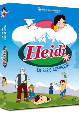 Heidi - Serie Completa (Im.Restaurada) (Arupusu No Shôjo Haiji)