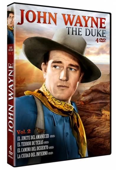 Pack John Wayne Vol.2
