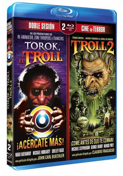 Pack Troll (Bd-r) (Blu-ray)