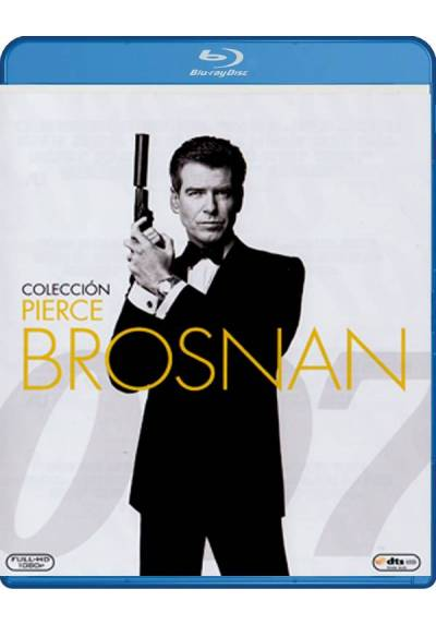 Coleccion Pierce Brosnan (Blu-ray)