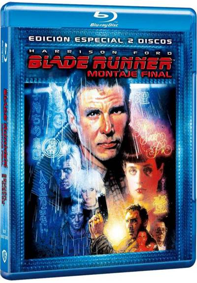 copy of Blade Runner (Blu-Ray) (Ed. Libro)