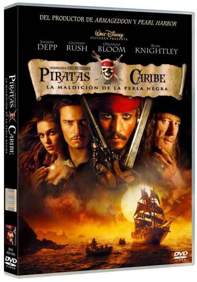 Piratas Del Caribe : La Maldicion De La Perla Negra