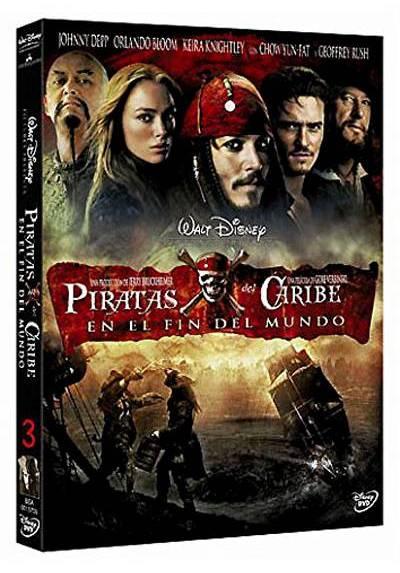 Piratas Del Caribe : En El Fin Del Mundo