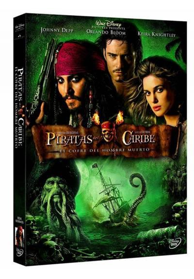 Piratas Del Caribe : El Cofre Del Hombre Muerto