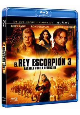 El Rey Escorpión 3: Batalla por la redención (Blu-ray) (The Scorpion King 3: Battle for Redemption)