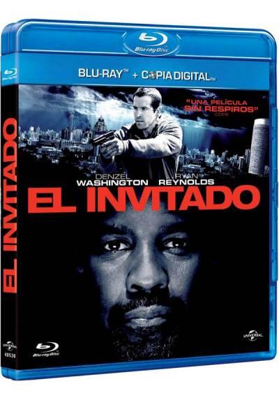 El invitado (Blu-ray + Copia Digital) (Safe House)