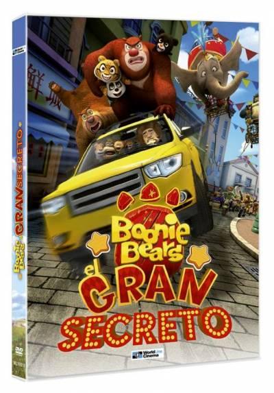 Boonie Bears y el gran secreto (Boonie Bears: The Big Top Secret)