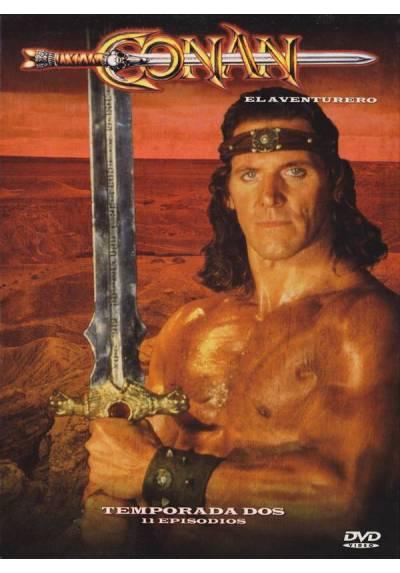 Conan, el aventurero (2ª Temporada)
