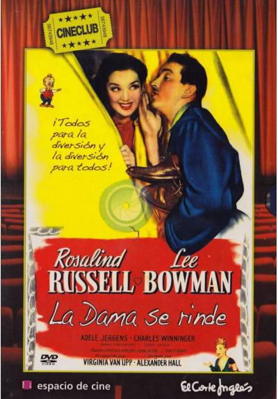 copy of La Dama Se Rinde (She Wouldn´t Say Yes)