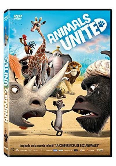 copy of Animals United (Die Konferenz Der Tiere) (Ed.Horizontal)