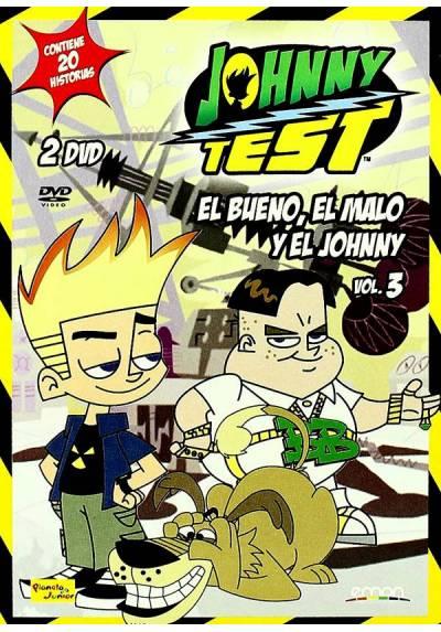 Johnny Test - Vol. 3: El Bueno, El Malo Y El Johnny