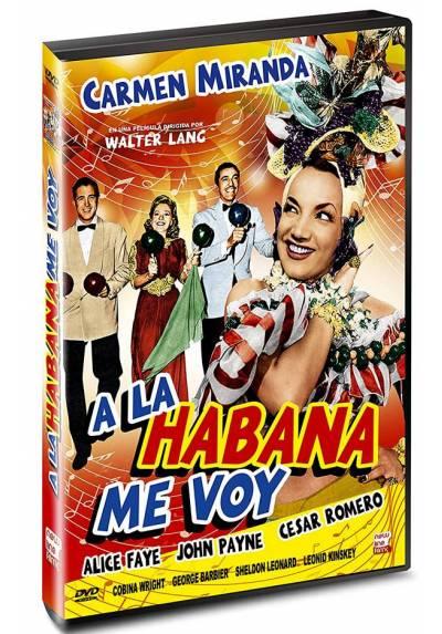 A La Habana Me Voy (Week-End In Havana)
