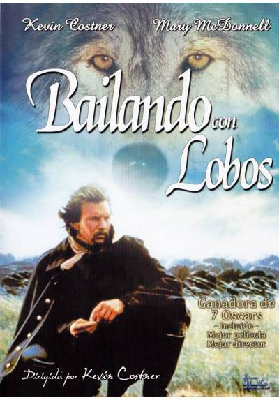 Bailando con lobos (Dances with Wolves) (Estuche Slim)