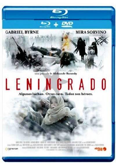 Leningrado (Blu-ray + DVD) (Leningrad)