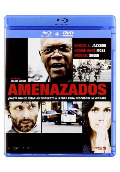 Amenazados (Blu-ray + DVD) (Unthinkable)