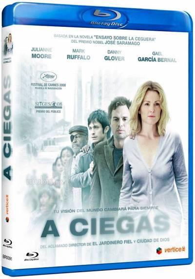 A ciegas (Blu-ray) (Blindness)