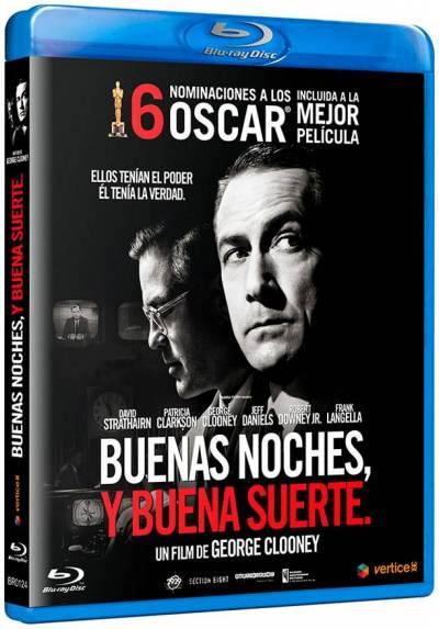 Buenas Noches Y Buena Suerte (Blu-ray) (Good Night And Good Luck)