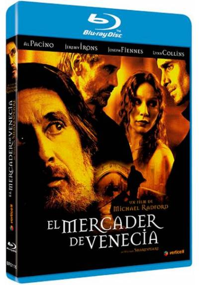 El Mercader De Venecia (Blu-ray) (The Merchan Of Venice)