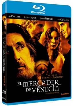 El Mercader De Venecia (Blu-ray) (The Merchan Of Venice)