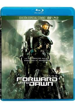 Halo 4: Forward Unto Dawn (Blu-ray + DVD)