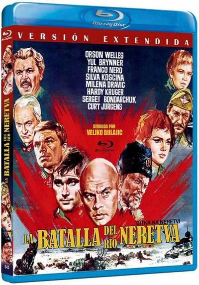 La Batalla Del Rio Neretva (Blu-ray) (Battle Of Neretva)
