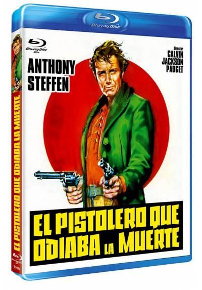 El pistolero que odiaba la muerte (Blu-ray) (Bd-R) (Il pistolero segnato da Dio)